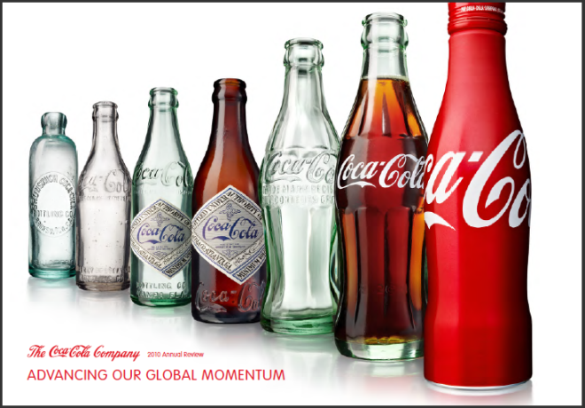 Advancing our global momentum, cocacola