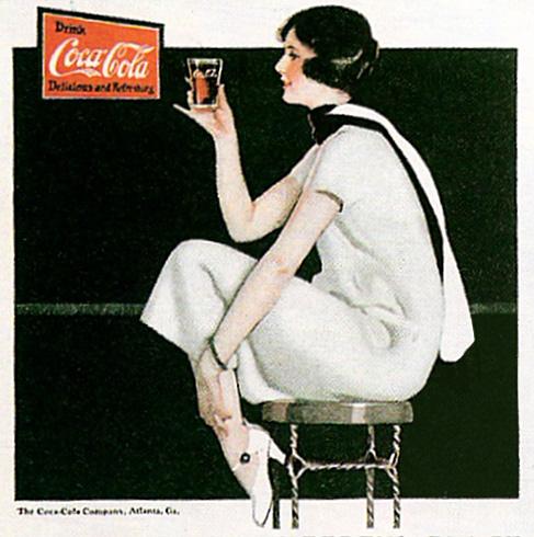 Coca Cola, Atlanta