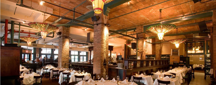 Tribeca Grill Restaurant in New York