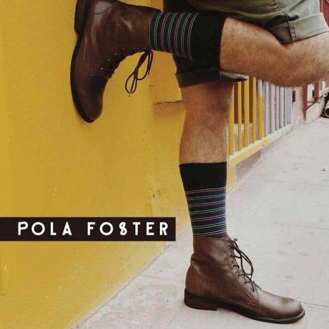 BOTA MINERA CAFÉ Pola Foster