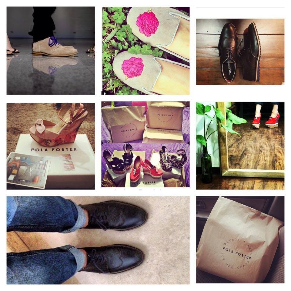 Pola Foster on Instagram!