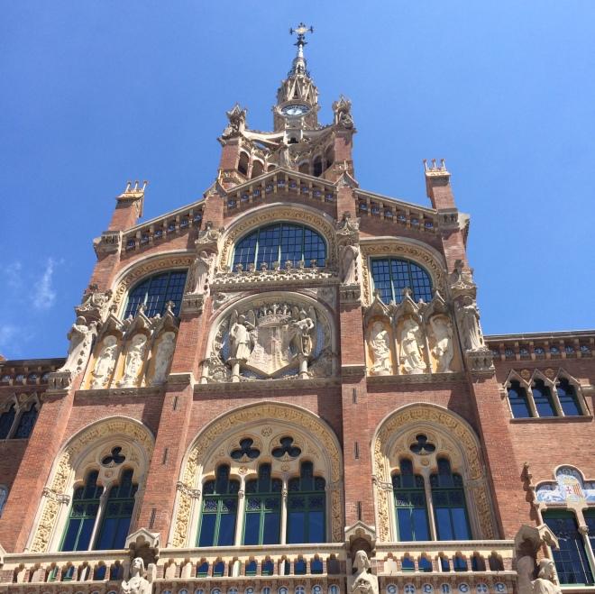 Recinte Modernista de Sant Pau, Barcelona