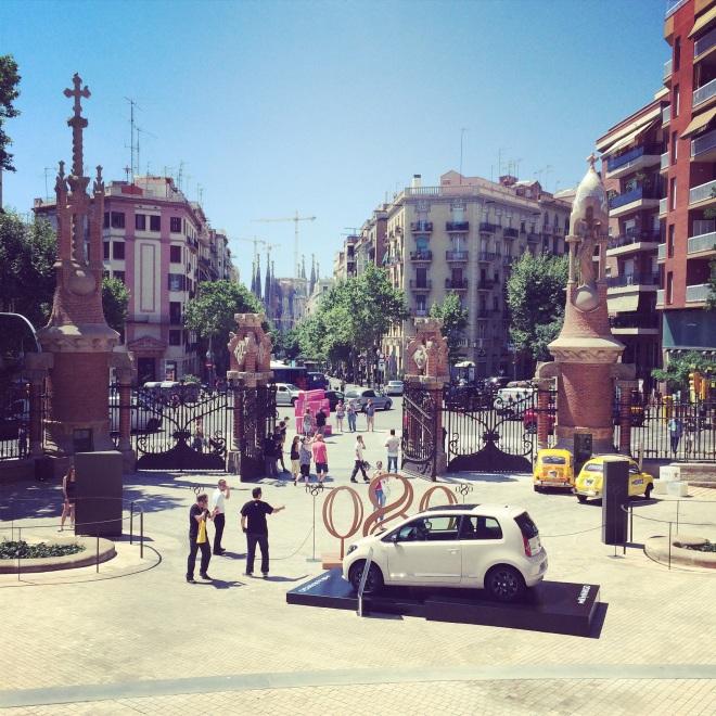 080 Barcelona Fashion SS15 / PV15 / Recinte Modernista Sant Pau / Barcelona