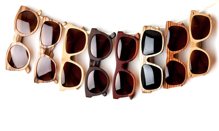 Wooden Sunglasses // Gafas de madera