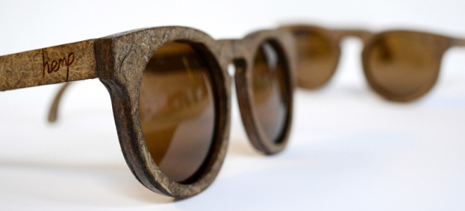 Hemp sunglasses