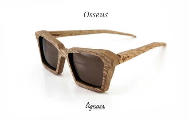 Lignum Wooden Eyewear