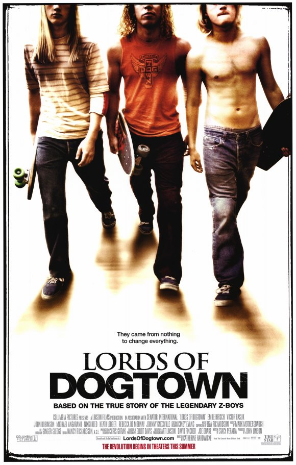 Lords Of Dogtown // Movie Poster