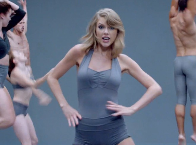 TAYLOR SWIFT BALLET ALIKE