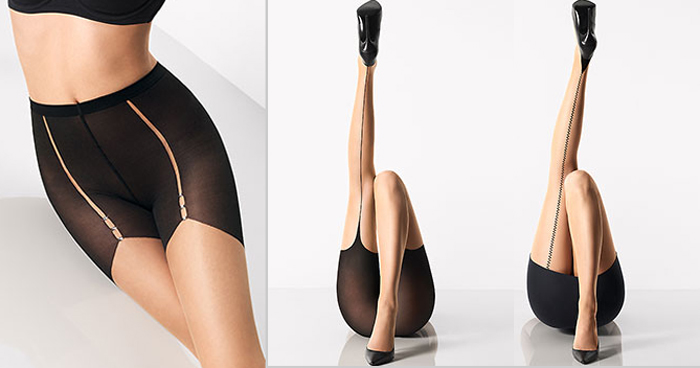 Wolford is quality and luxury for legs wear