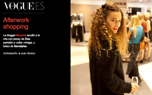 Clara De Nadal Trias -fashion journalist and coolhunter- on VOGUE.es