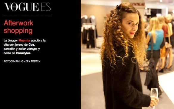 Clara De Nadal Trias -fashion journalist and coolhunter- on VOGUE.es