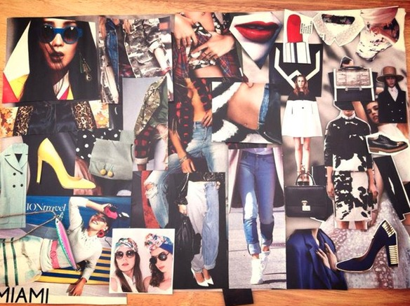 Macro Trends Moodboard by Clara De Nadal Trias