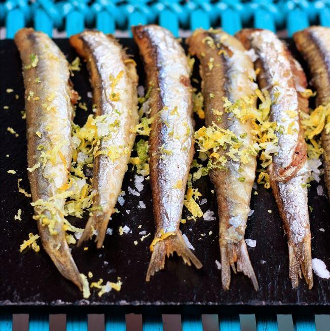Sardines / Sardinas