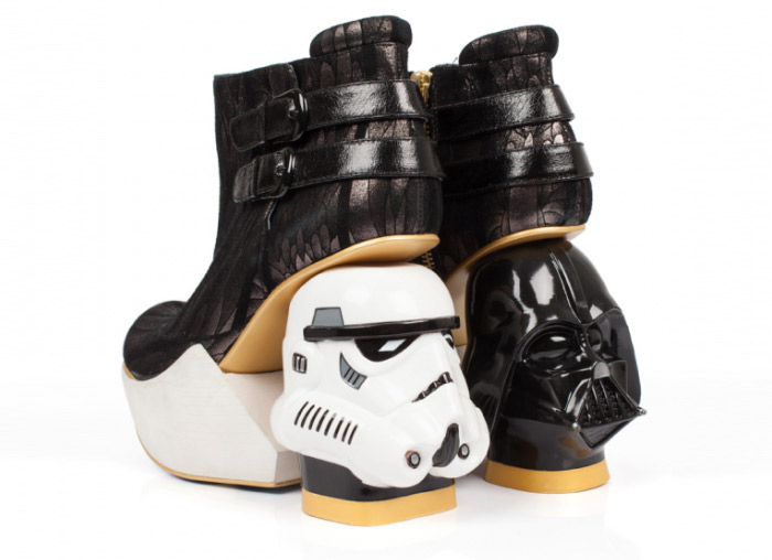 star wars by irregular choice