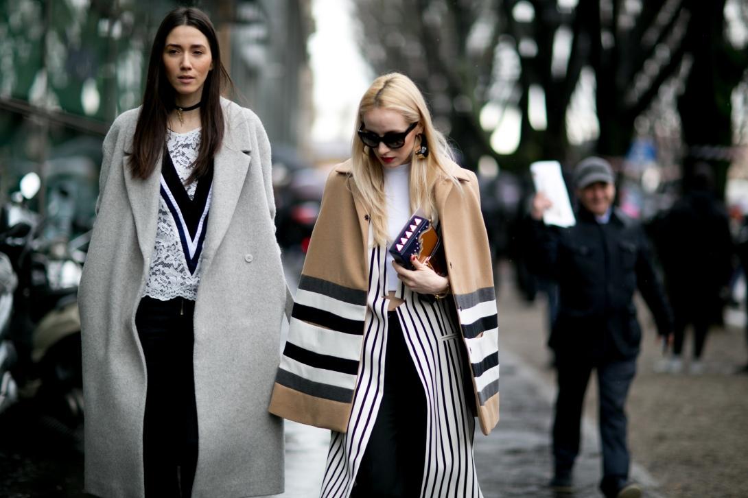 Fashion Week Streets Milan AW 2016