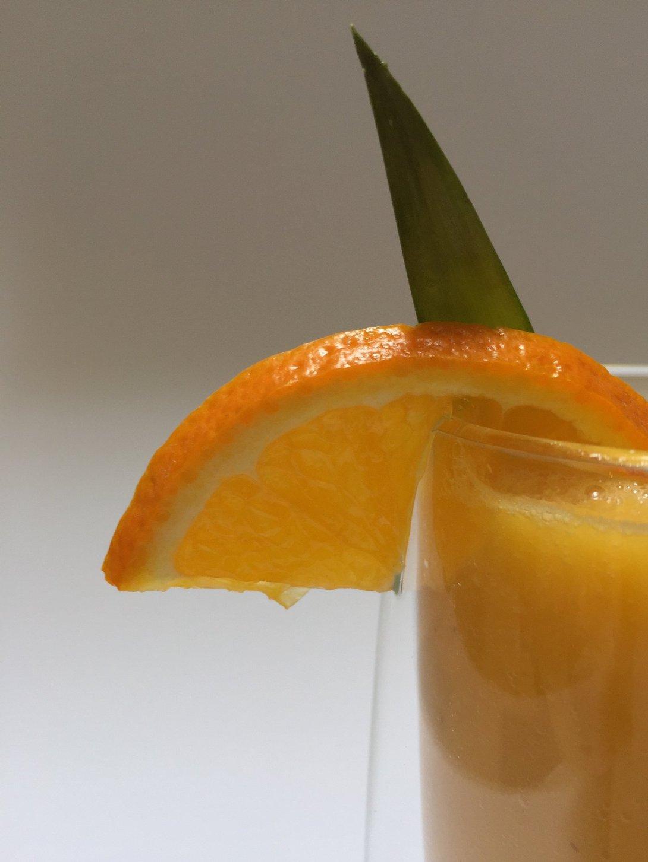 Fresh Orange Juice, Sally Sucra