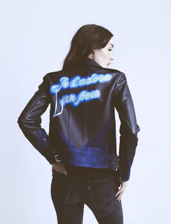 J'adore perfecto jacket