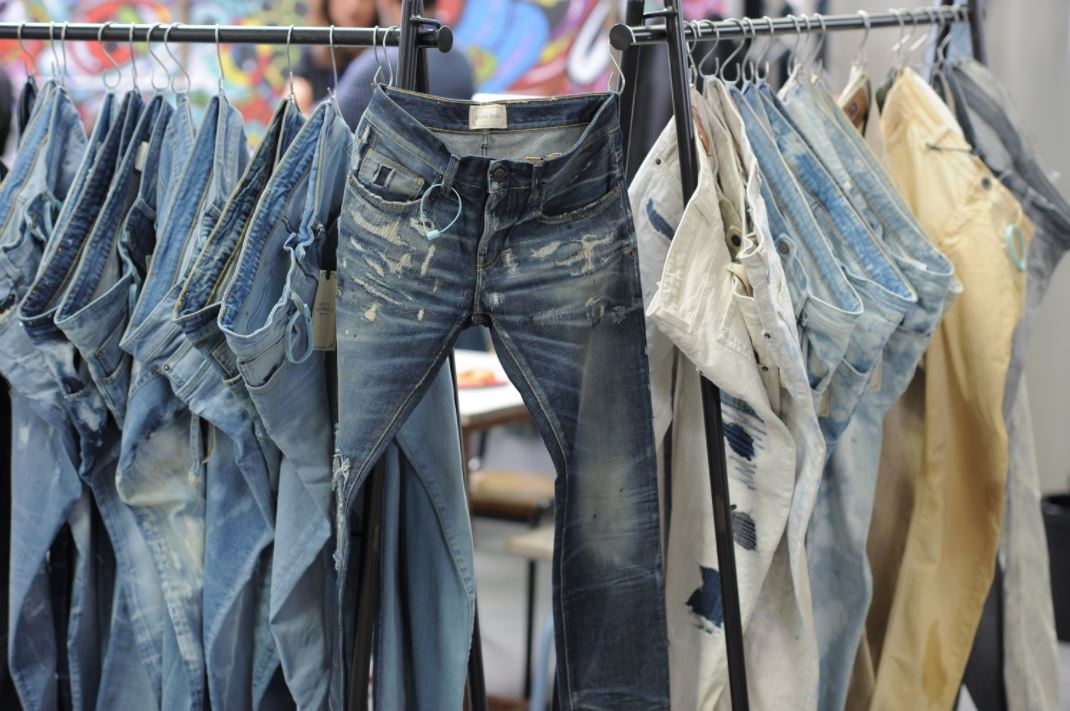 Jeans will become highlytechnological