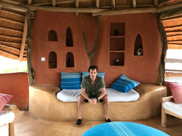 Enric at Mihingo Lodge